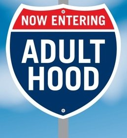 Welcome to adulthood